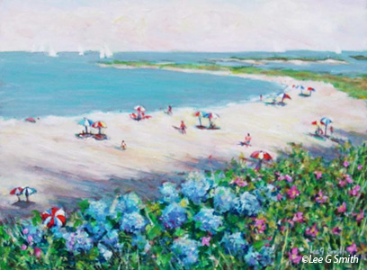 Paintings of cape cod scenes by lee g smith for Call girls cape cod