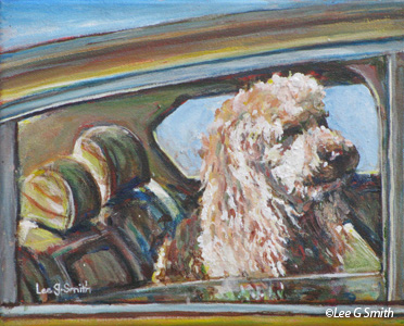 Dog and Animal Paintings and Prints by Lee G Smith
