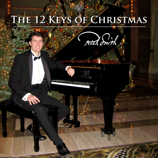 The 12 Keys of Christmas by Rich Smith - album cover